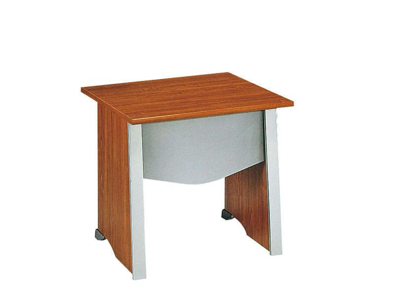 Bureau table L80 MAMBO coloris décor imitation poirier - CONFORAMA