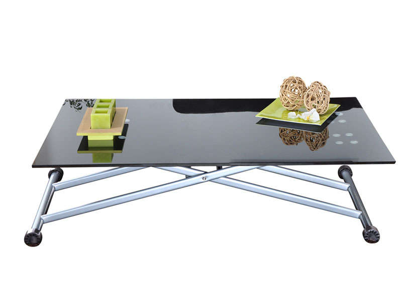 Table Basse Transformable Up Down Conforama