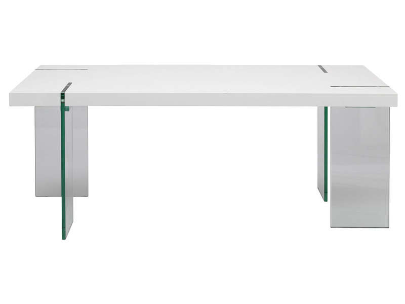 Table Rectangulaire Marbella Conforama