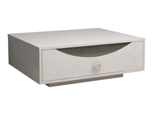 Table basse 2 tiroirs WAVE - CONFORAMA