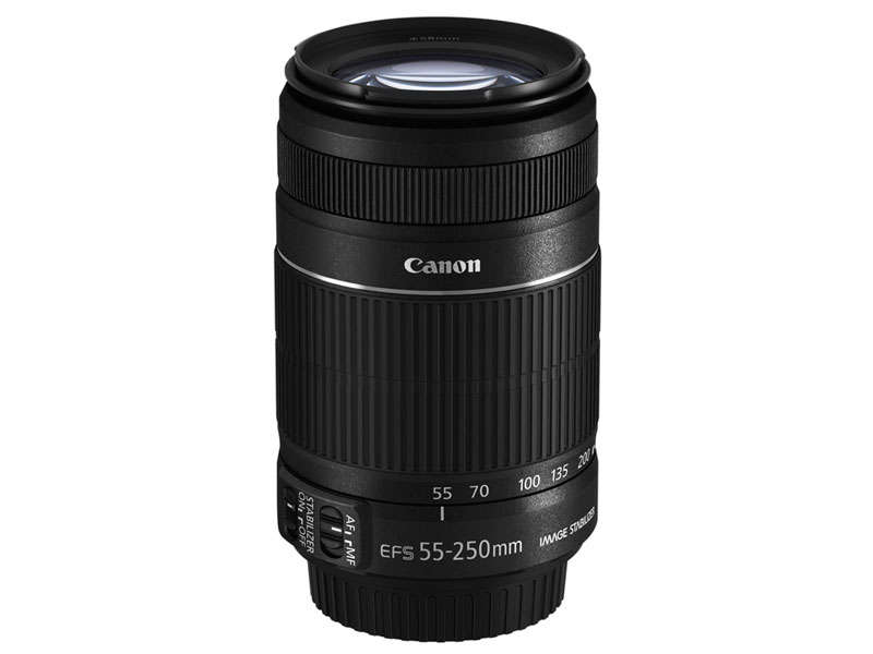 Objectif CANON EF-S 55-250 mm f/4-5
