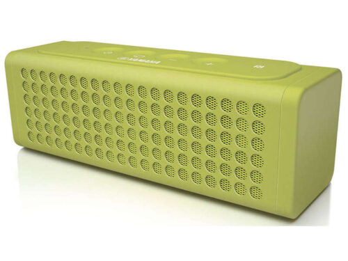 Enceinte portable bluetooth YAMAHA NPX100 GREEN - YAMAHA