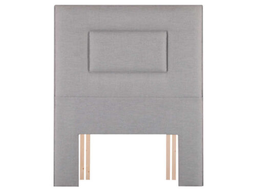 Tête de lit L135 cm STAPLES STATELY coloris gris - STAPLES