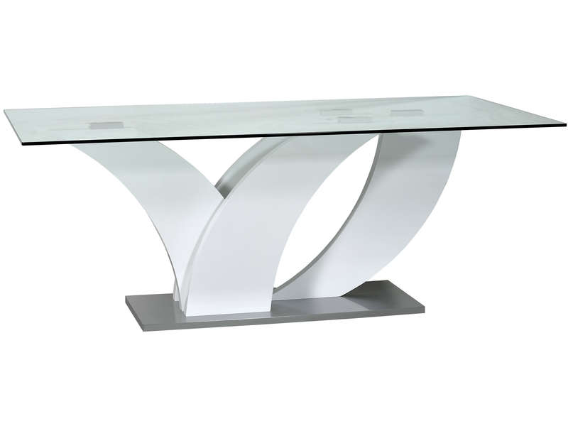 Table De Sejour 200 Cm Elypse Conforama