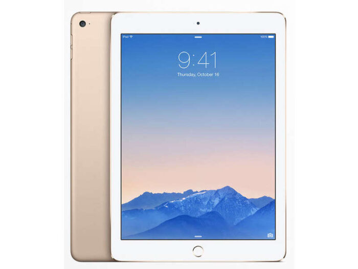 Tablette 9.7 '' iOS APPLE IPAD AIR 2 16GO GOLD - APPLE