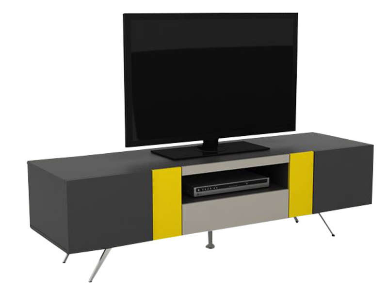 meuble tv meca conforama. Black Bedroom Furniture Sets. Home Design Ideas