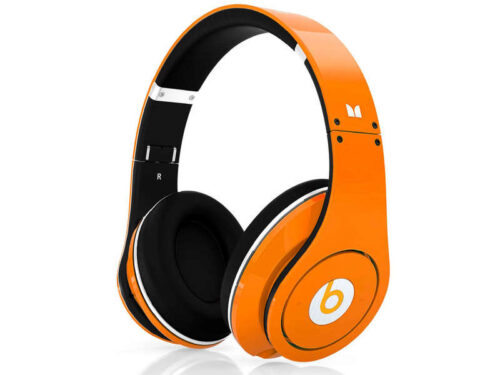 Casque filaire Micro BEATS STUDIO Orange - BEATS