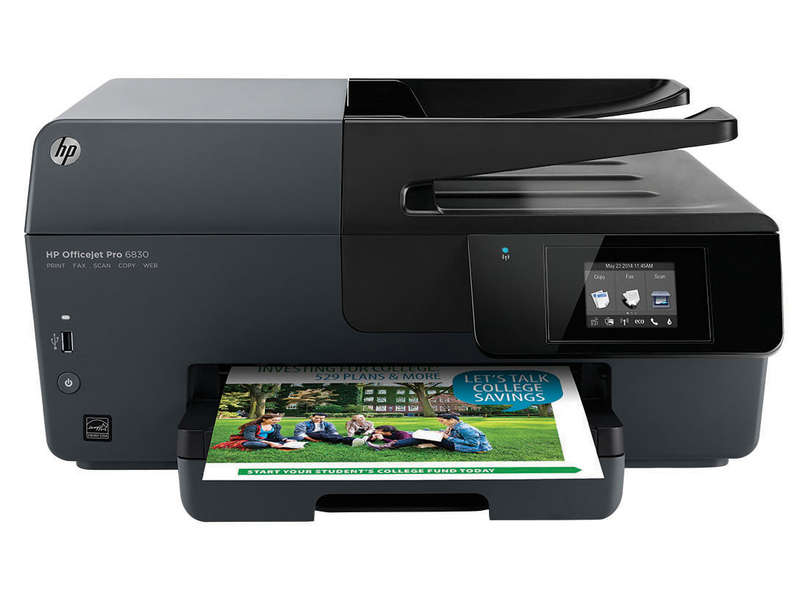 Imprimante tout-en-un HP Officepro 6830 - HP