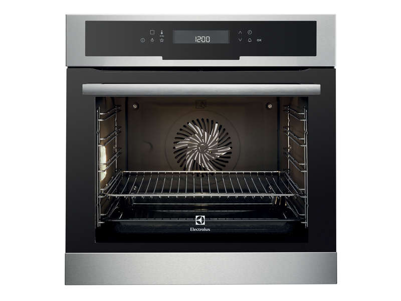 Four multifonction pyrolyse ELECTROLUX EEC54740GOX - ELECTROLUX