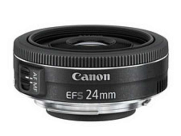 Objectif CANON EFS 24MM F/2.8 STM - CANON