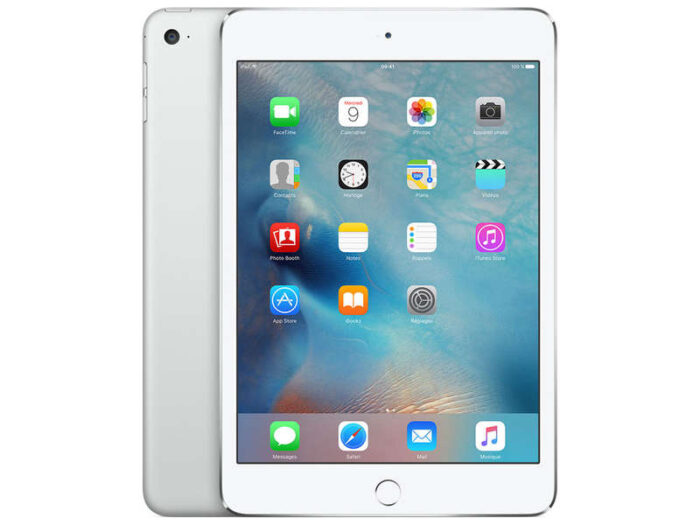 Tablette 7.9 '' iOS APPLE IPAD MINI 4 64GO SILVER - APPLE