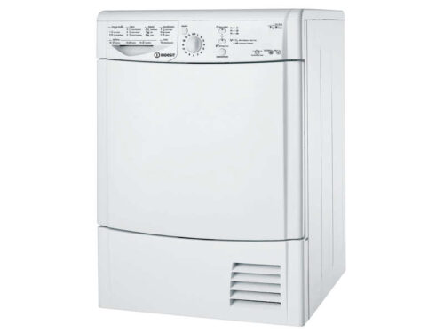 Sèche linge frontal 7Kg INDESIT IDCL75 B HR NEW - INDESIT