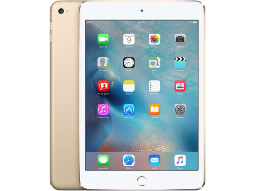 Tablette 7.9 '' iOS APPLE IPAD MINI 4 64GO GOLD - APPLE