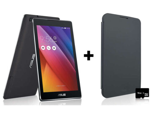 Tablette 7 '' + cover + carte micro SD 16Go ASUS PACK Z170C 7 - ASUS