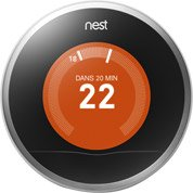 Thermostat d'ambiance filaire NEST Nest learning thermostat