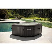 Spa gonflable INTEX Octo bulles octogonale