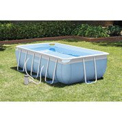 Piscine hors-sol autoportante tubulaire INTEX