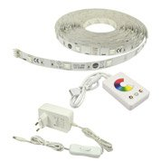 Kit ruban LED Flexled 5m LED intégrée Multicolore