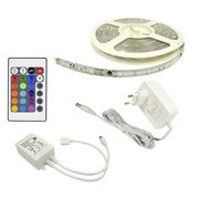 Kit ruban LED FlexLed 5m LED intégrée Multicolore 400 lumens INSPIRE