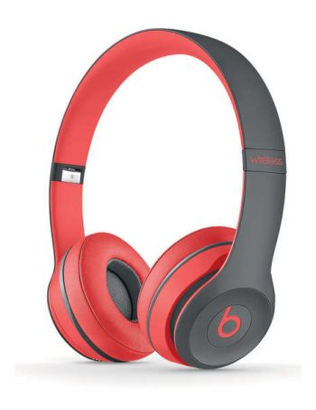 Casque filaire Hifi BEATS SOLO 2 ACTIVE COLLECTION ROUGE - BEATS