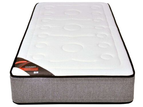 Matelas ressorts 90x190 cm NIGHTITUDE SKIMMY - NIGHTITUDE