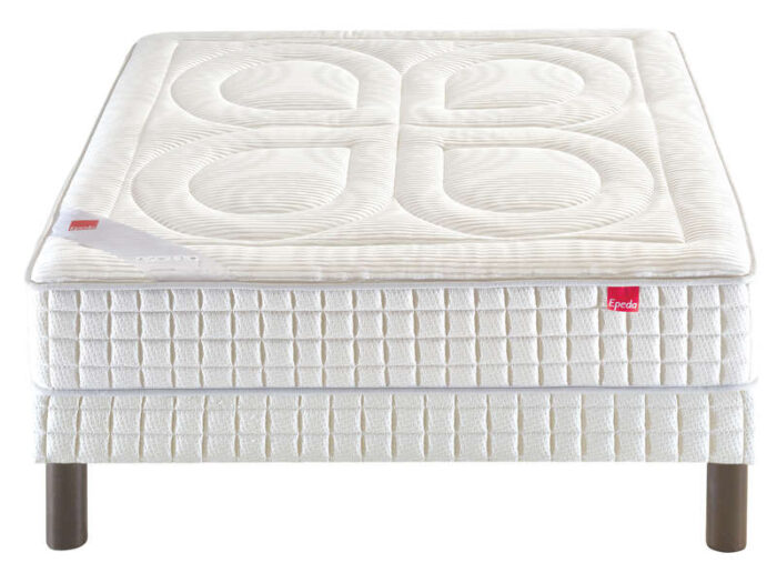 Matelas ressorts 140x190 cm EPEDA EXPERIENCE - EPEDA
