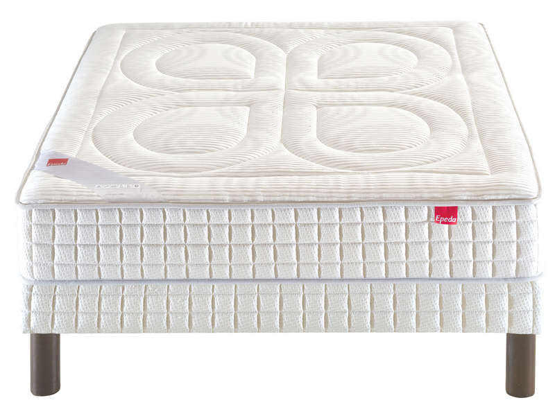 Matelas ressorts 140x200 cm EPEDA EXPERIENCE - EPEDA