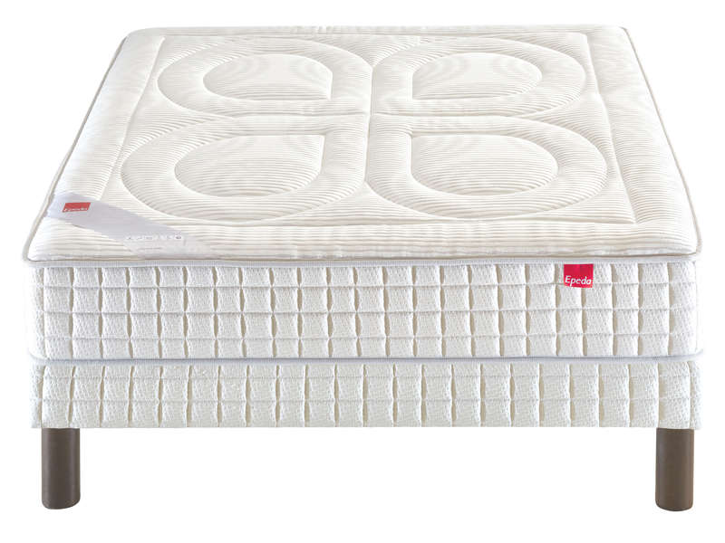 Matelas ressorts 160x200 cm EPEDA EXPERIENCE - EPEDA