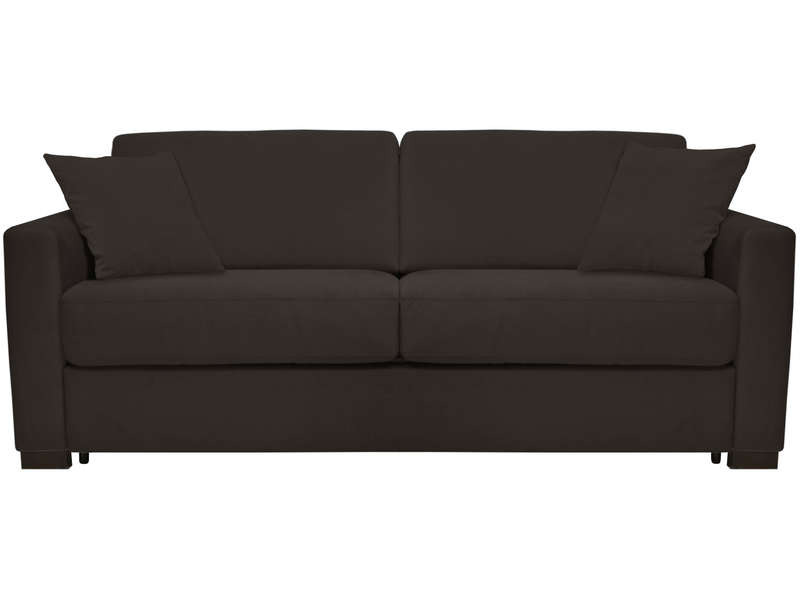Canapé convertible 3 places SOFLIT 2 coloris anthracite - COMFORT BULTEX