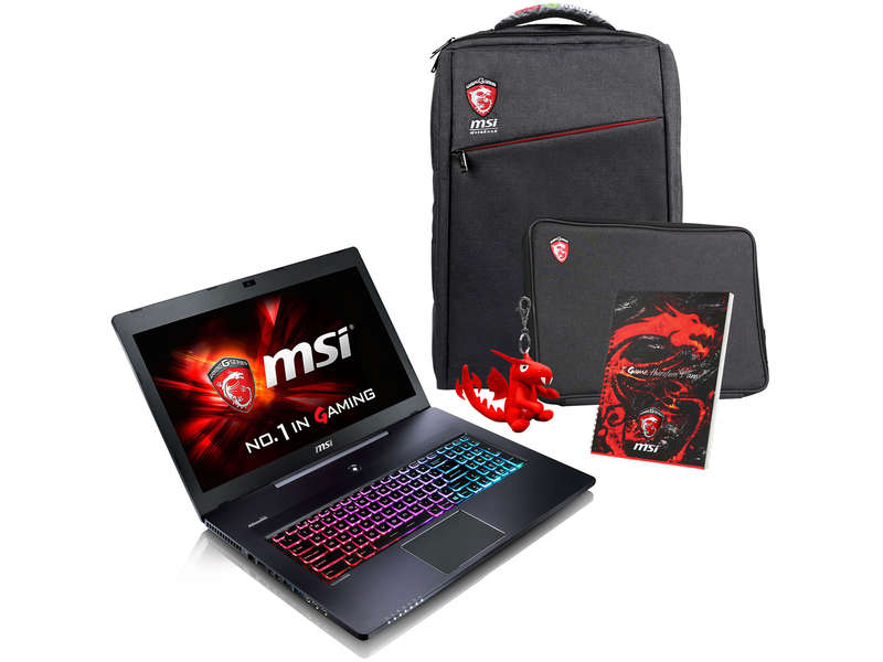 Pack PC portable 17