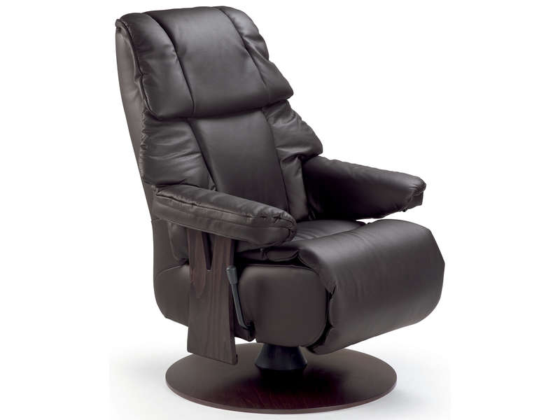 Fauteuil Relax 100 Cuir Conforama