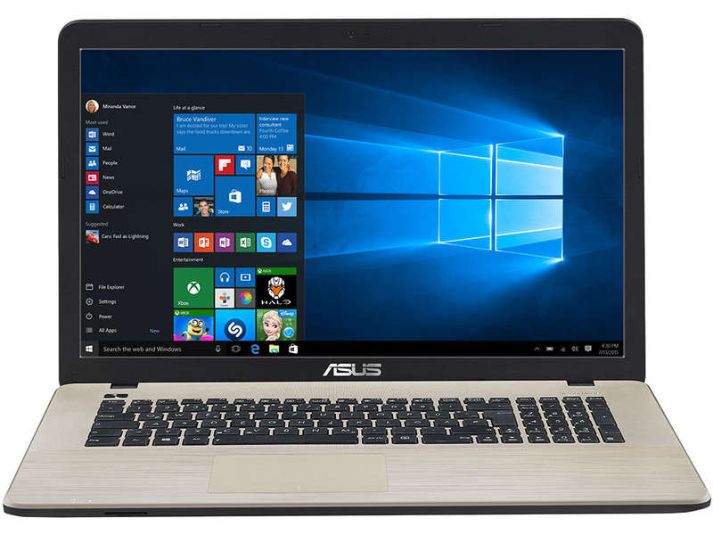 Pc portable ASUS X751LJ-TY444T - Asus