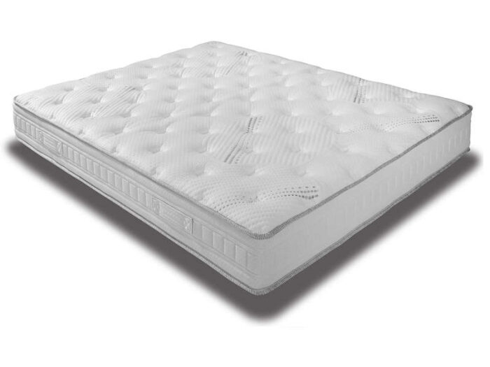 Matelas mousse 140x190 cm VOLUPNIGHT BY CONFORAMA CAMINA - VOLUPNIGHT BY CONFORAMA