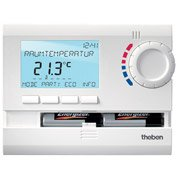 Thermostat programmable filaire THEBEN Ram 831 top 2
