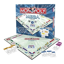 Winning Moves - Mega monopoly - Winning Moves