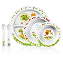 Philips Avent - Set Repas Lapin complet - Philips Avent