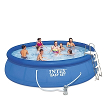Piscine Easy Set 457 X 107 cm - Intex