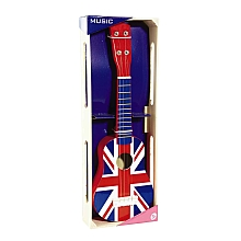 Play On - Guitare en bois angleterre 54 cm - Fun World Inc.
