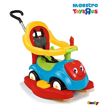 Smoby - Porteur Maestro II - Seulement chez Toysrus ! - Smoby