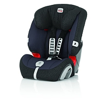 Britax - Siège-auto Evolva 123 + Black - Britax Child Safety