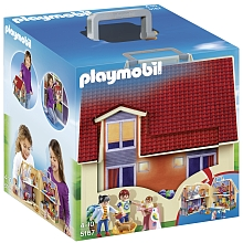 Playmobil - Maison transportable - 5167 - PLAYMOBIL