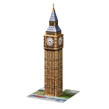 Puzzle Building Big Ben - Ravensburger