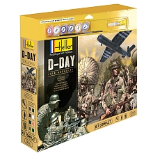 Heller - Maquette D-Day Air Assault - Heller