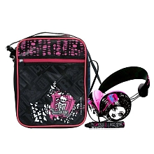 Pack accessoires tablette Monster High (casque