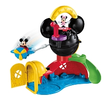 Fisher Price - La maison de Mickey - Nouvelle version - Mattel