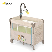 LDD Hauck - Lit pliant Dream'n Care Center Bear - Hauck