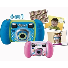 Kidizoom Kid Connect bleu - VTech