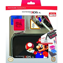Nintendo 3DS XL - Pack Essential Mario - Big Ben