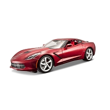 Voiture de collection 1/18ème Corvette Stingray - rouge - Maisto International