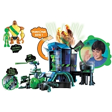 Base transformation Ben 10 Omniverse - Bandai